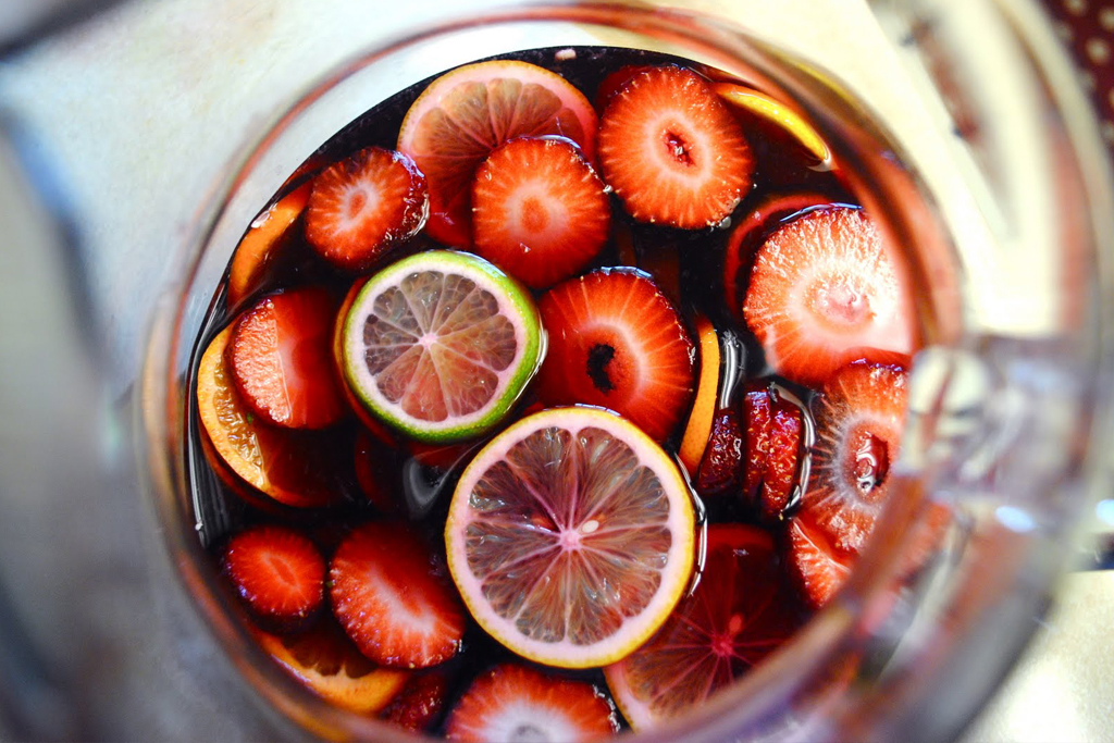 Top tips for making the perfect Sangria