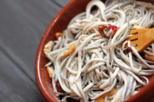 Saute Baby Eels 'Bilbao' Style