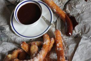 Churros con Chocolate Recipe