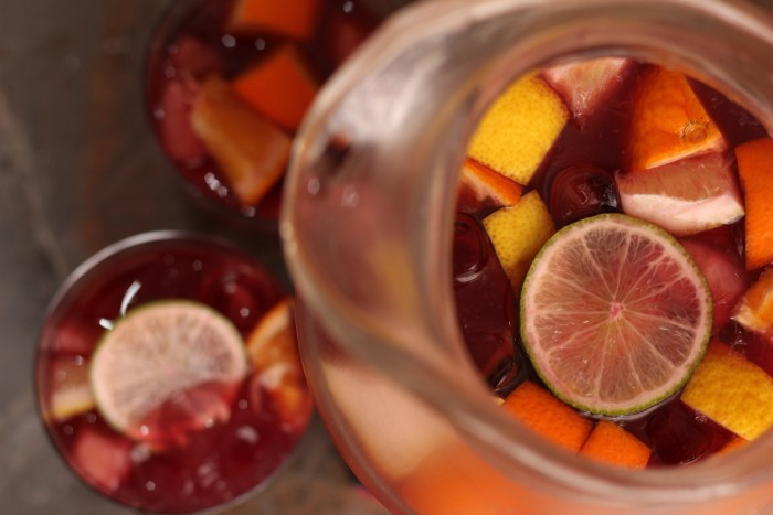 Spanish Sangria Recipes