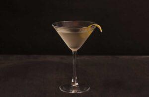 Dry Martini Recipe (Ratio 3:1)