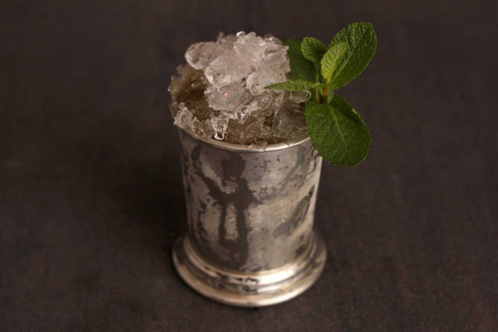 Brandy Mint Julep Recipe