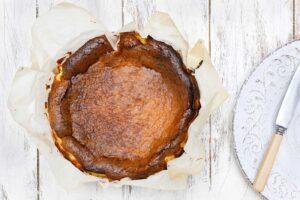 La Viña San Sebastian Baked Cheesecake Recipe