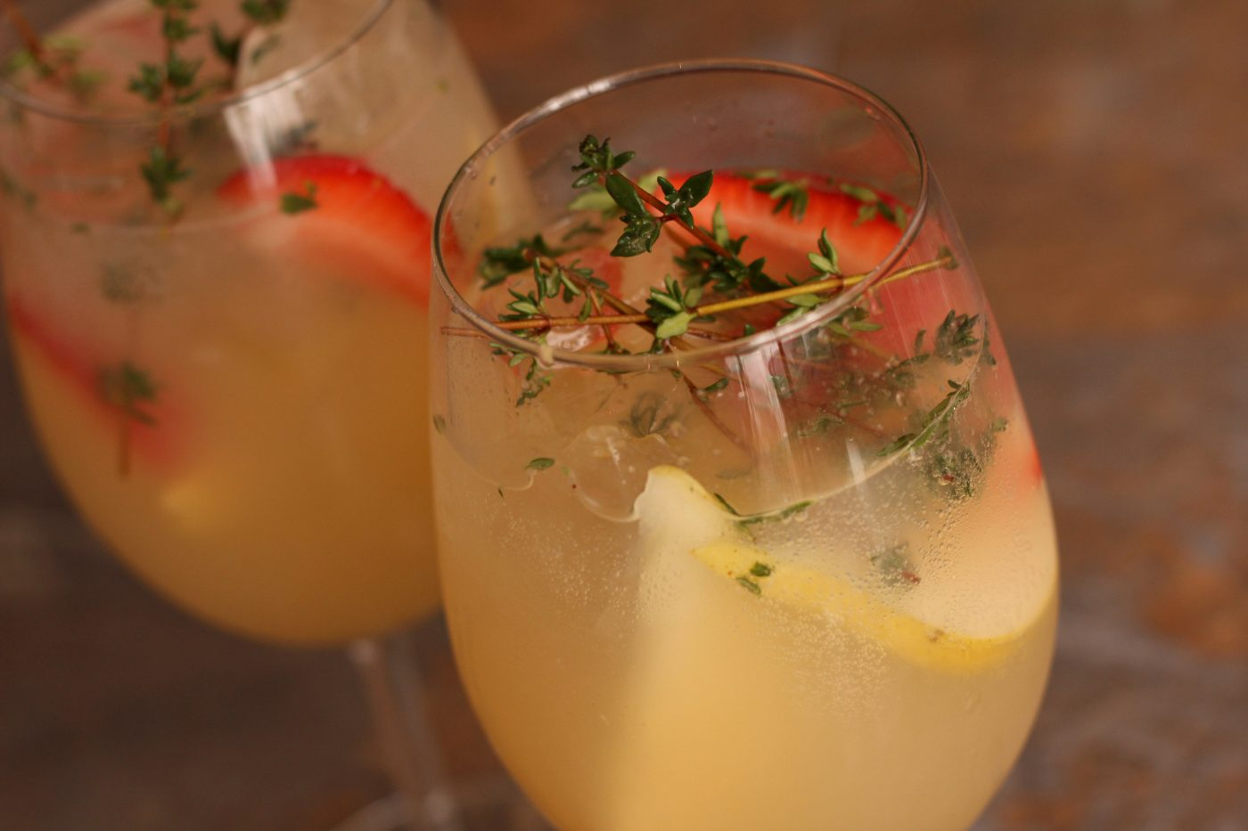 Sherry Sangria Recipe