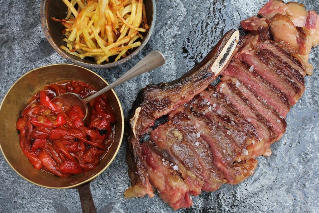 Basque Txuleton Steak Recipe