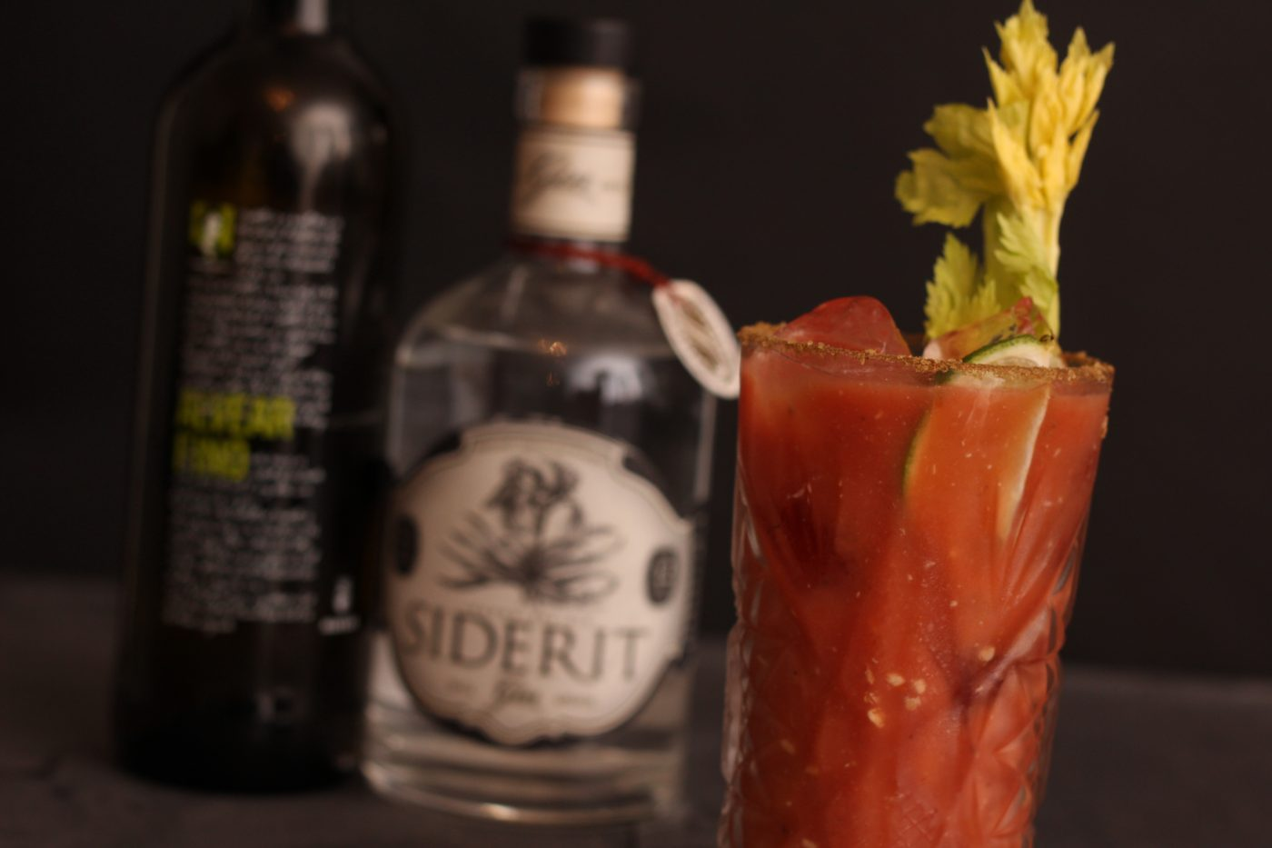 Gin Bloody Mary Recipe