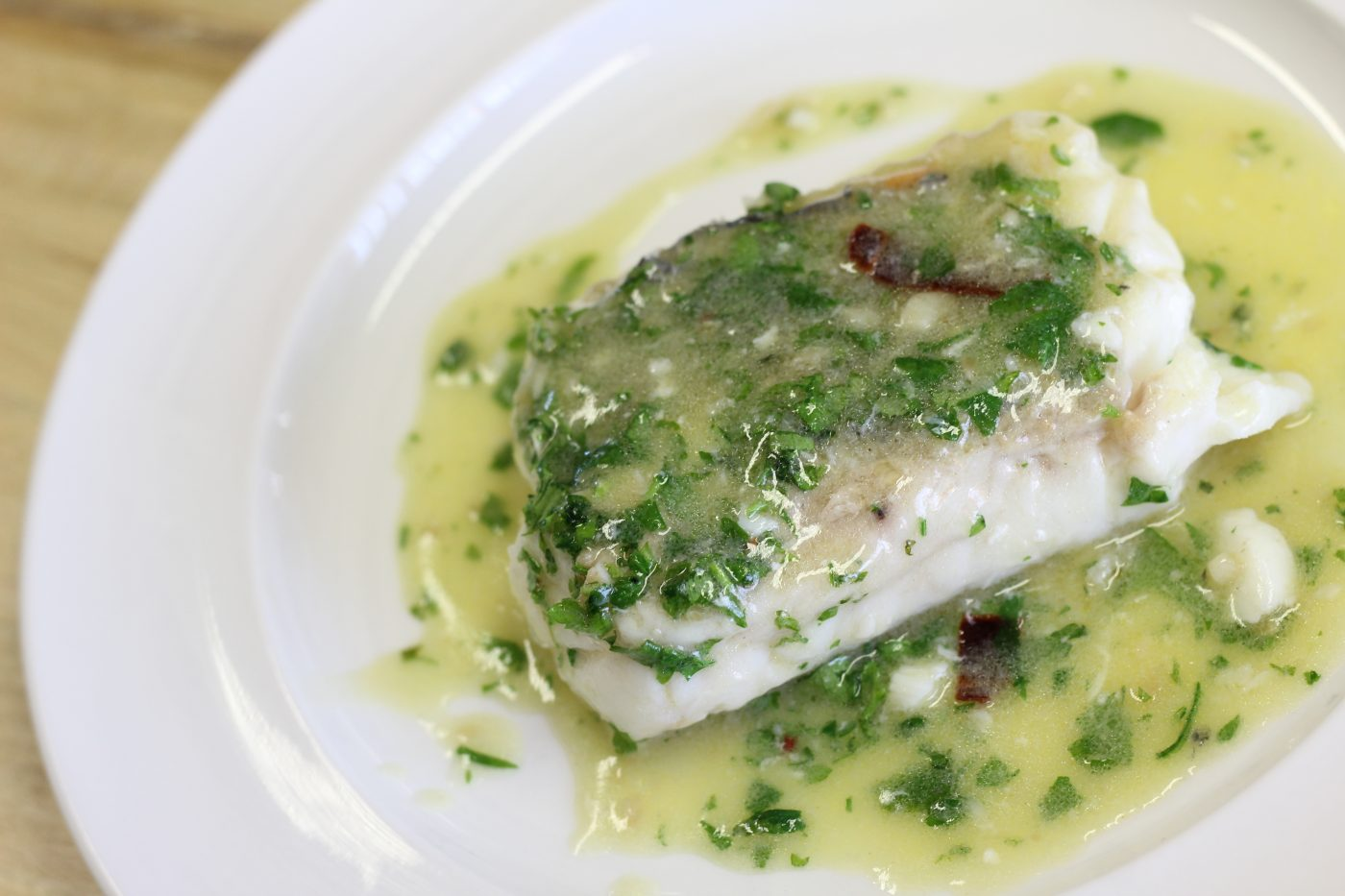 Hake Recipe Basque Style