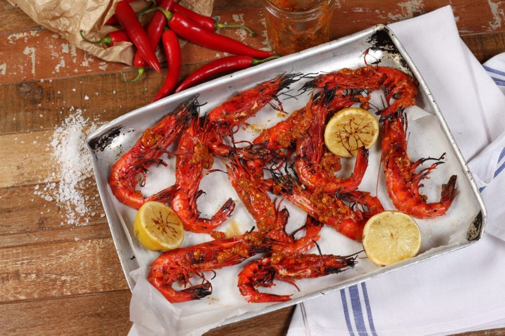 Five Ways to Cook Spanish Prawns