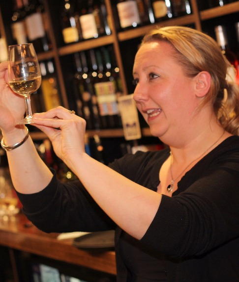 Laura Bennett 'The Wine Geek'