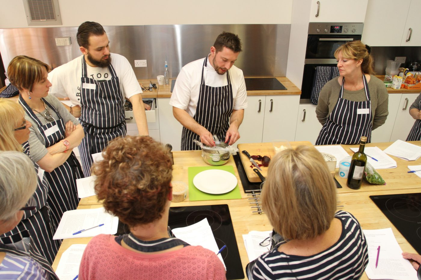 Basco Tapas Course at Hartingtons of Bakewell