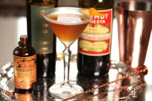 Duke of Malborough Cocktail