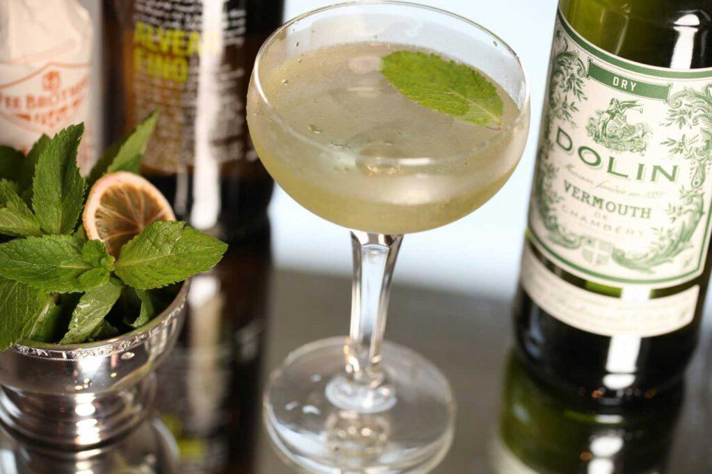 Greenbriar Cocktail