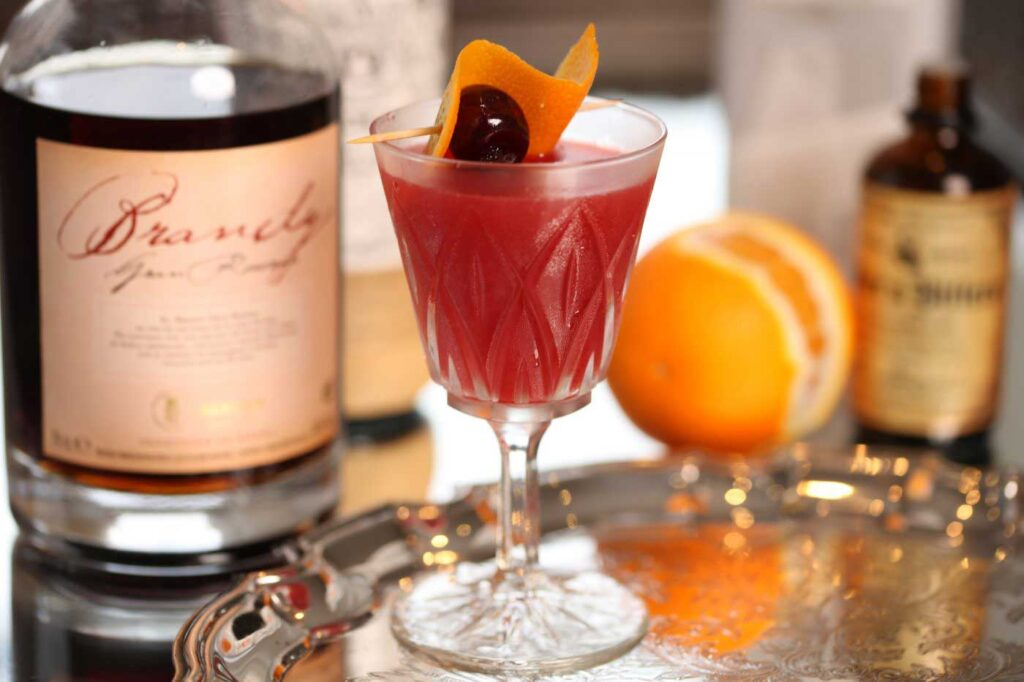 The East India Cocktail