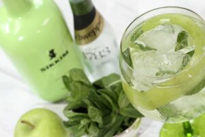 Sikkim Greenery Gin and Tonic