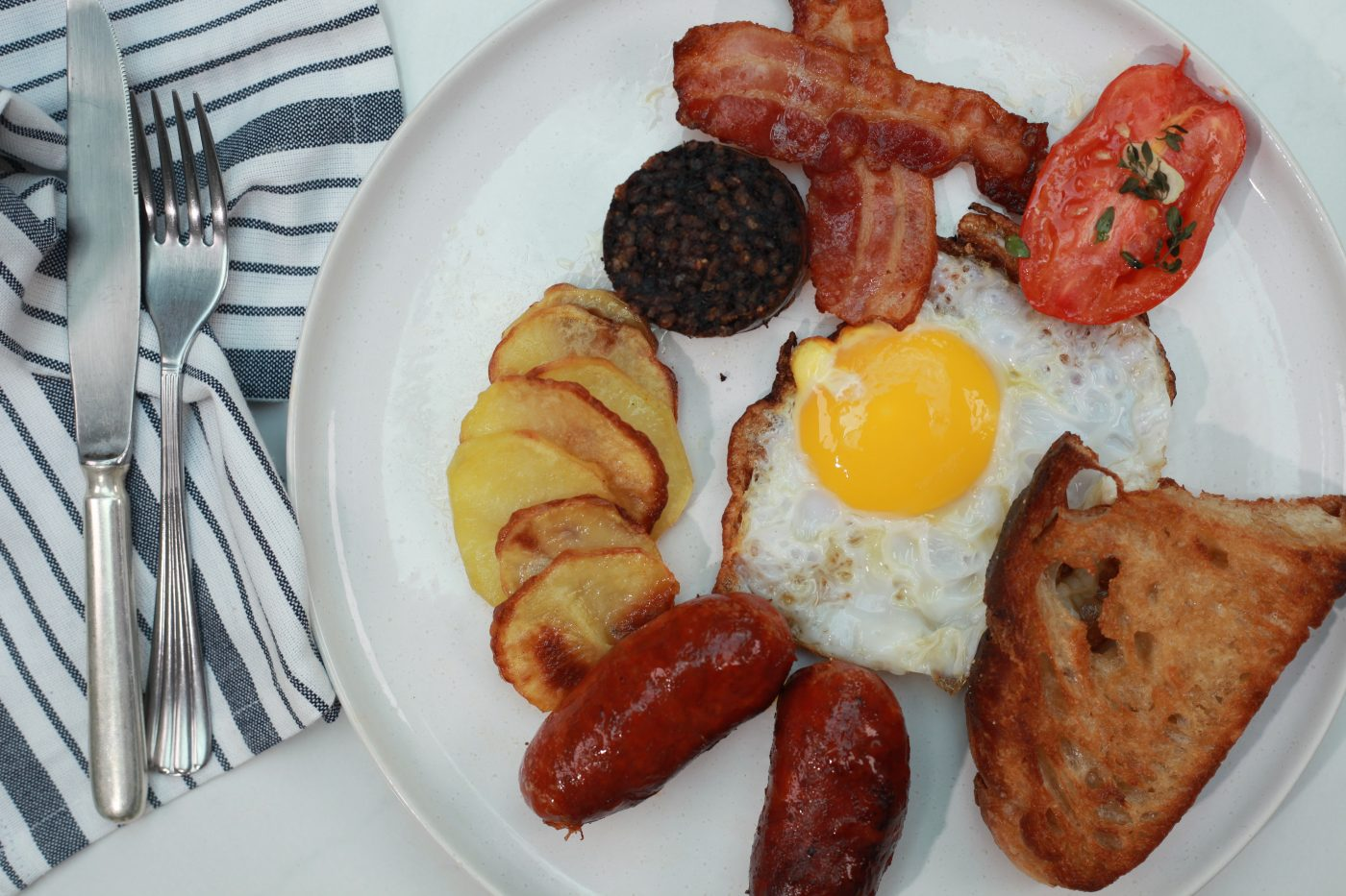 Spanish Fried Breakfast