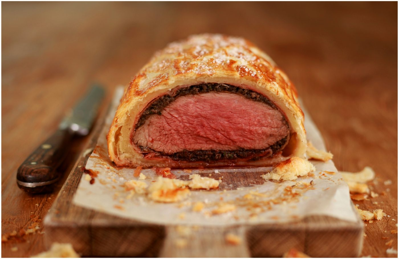 Iberico Pork Wellington