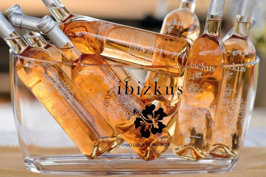 Ibizkus Rose, Vino de la Tierra de Ibiza