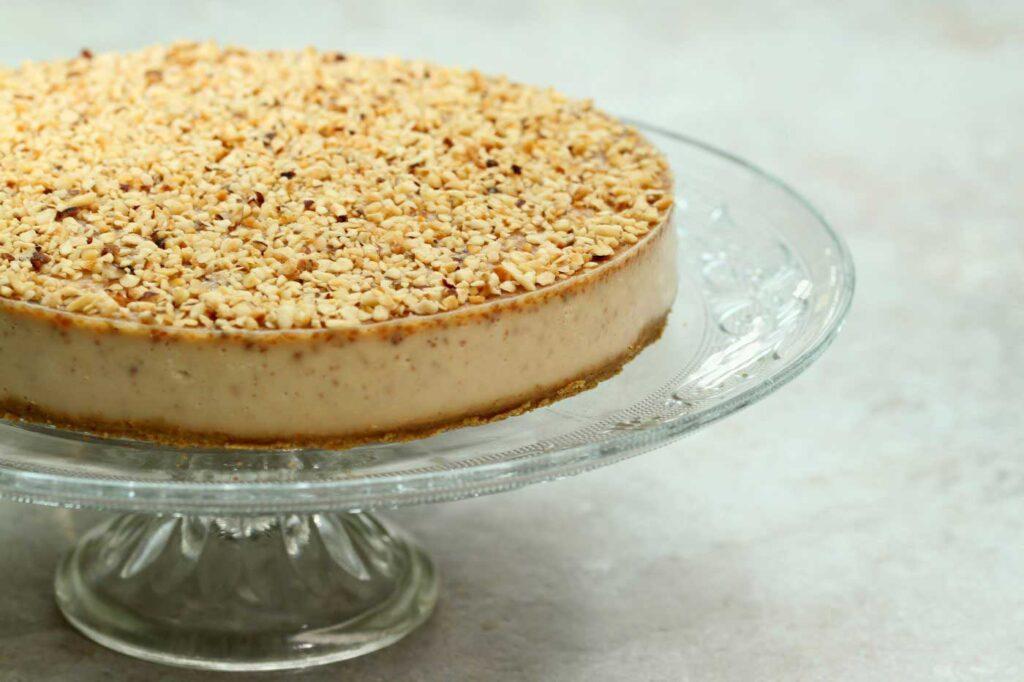 Turron Cake