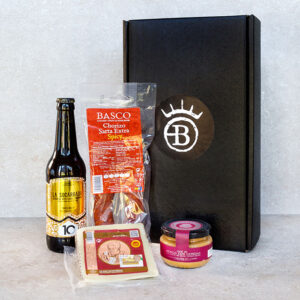 Beer, Sausage & Cheese Box
