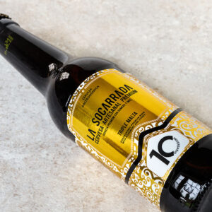 Cerveza La Socarrada