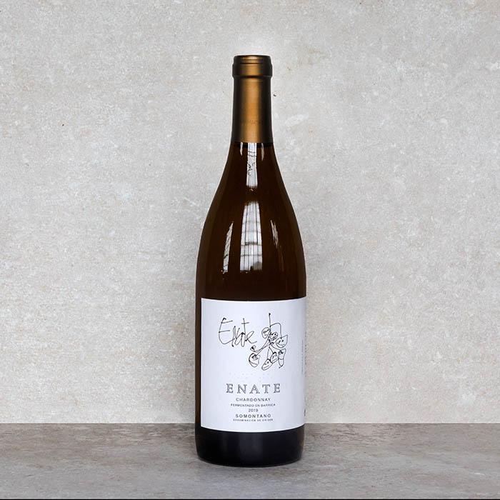 Enate Chardonnay Barrel Aged 2018
