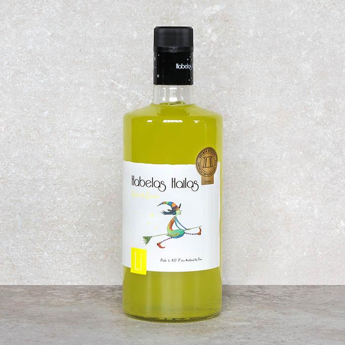 Habelas Hailas Orujo Lemon Liqueur