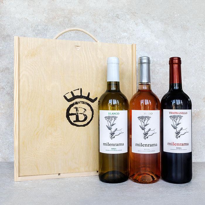 Rioja Wine Gift Box