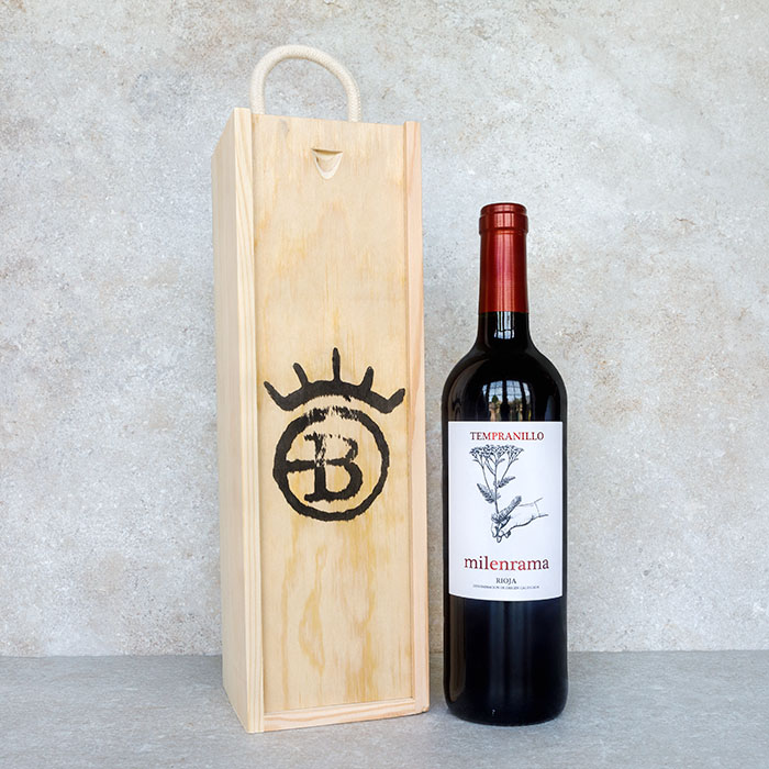 Spanish Red Wine Gift Box