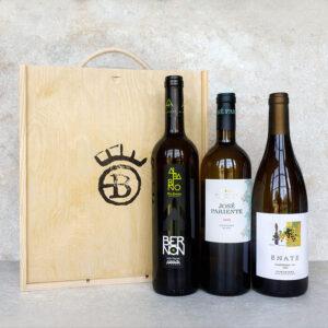Spanish White Wine Box