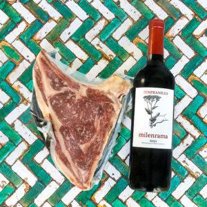 Steak and Wine Box