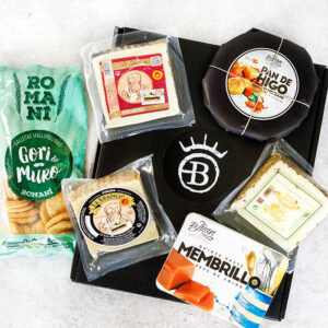 The Manchego Cheese Box