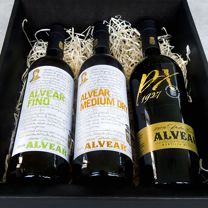 The Sherry Box