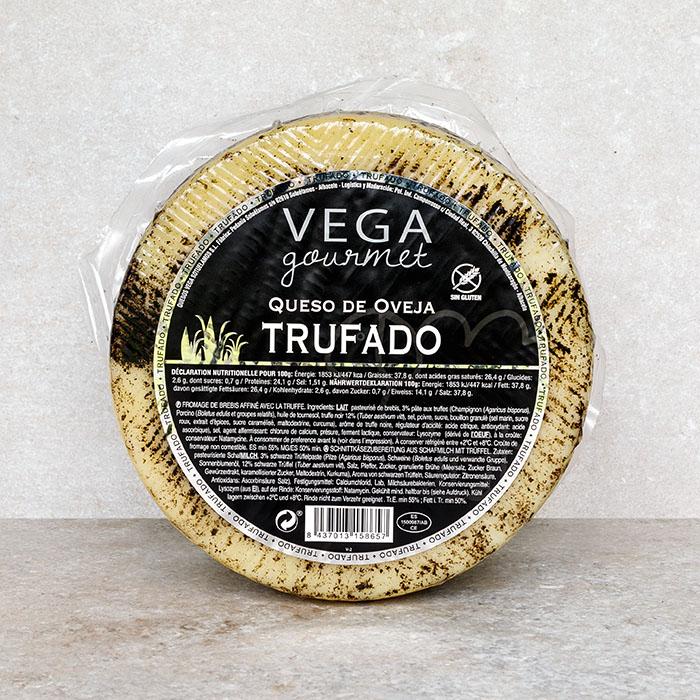 Vega Gourmet Truffled Sheep's Milk Cheese