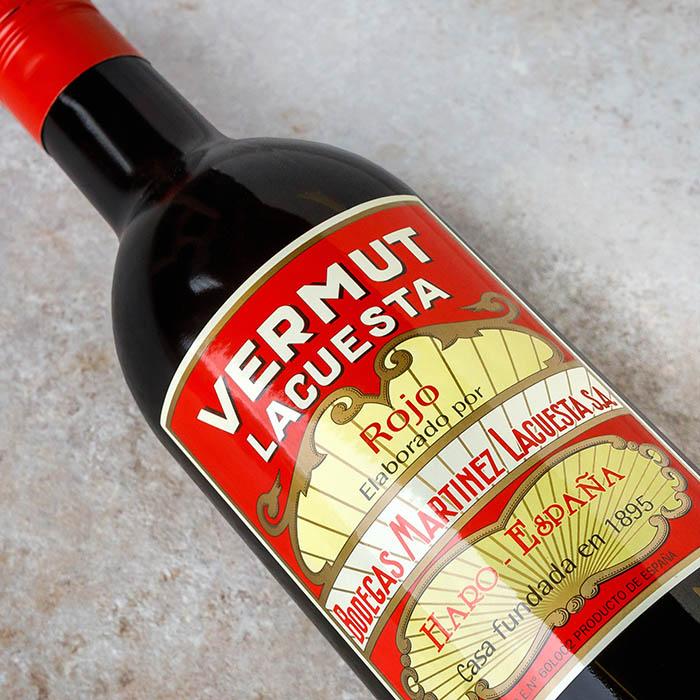 Vermouth Lacuesta Rojo