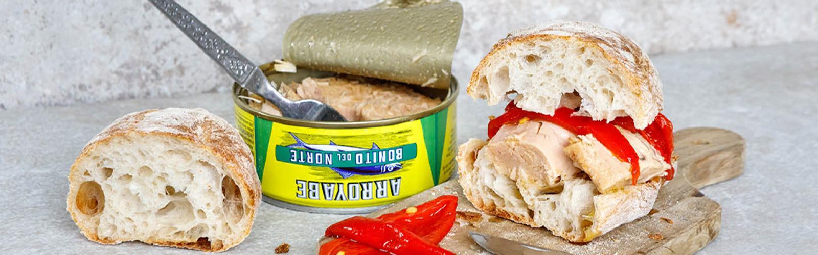Arroyabe Bonito Tuna in Olive Oil 260g