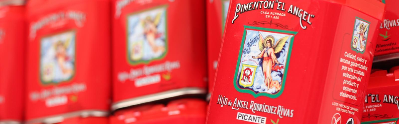 El Angel Smoked Paprika Dulce 500g