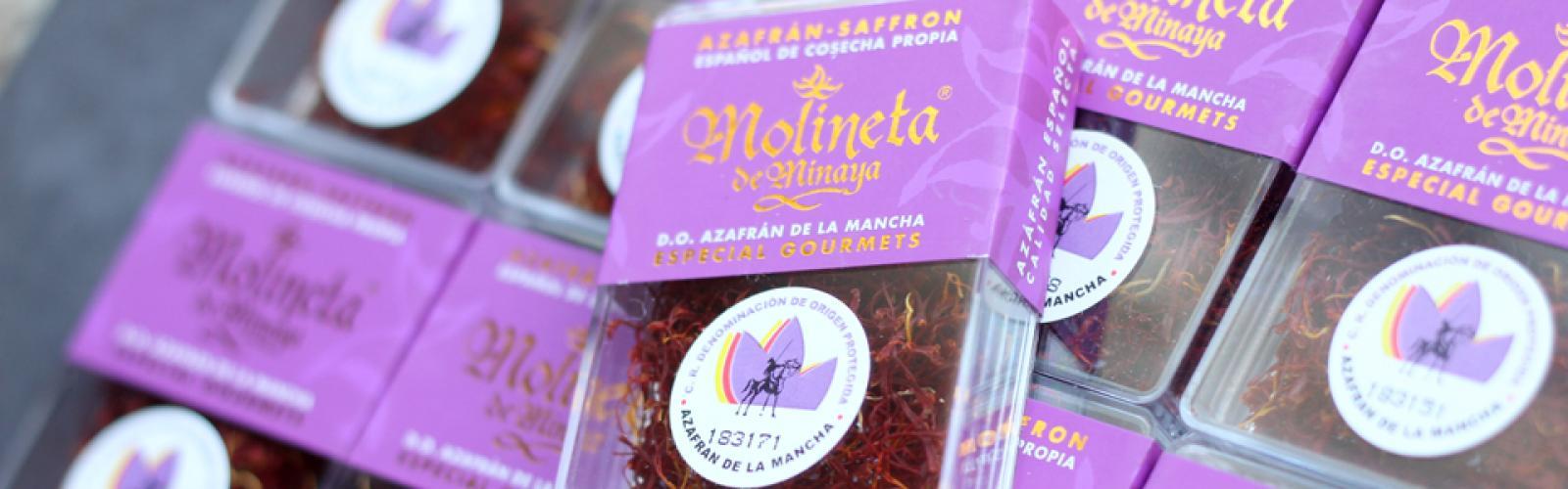 Molineta Spanish Saffron 0.5g