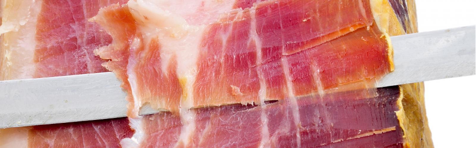 Ham Slicing Knife