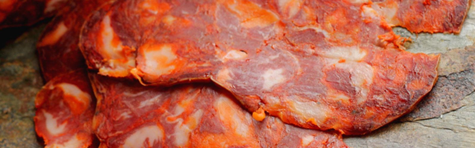 Somalo Sliced Chorizo Vela 100g
