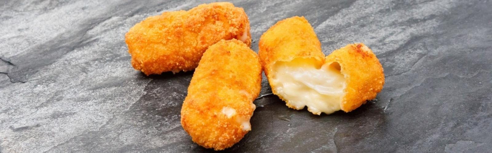 Artisan Cheese Croquetas