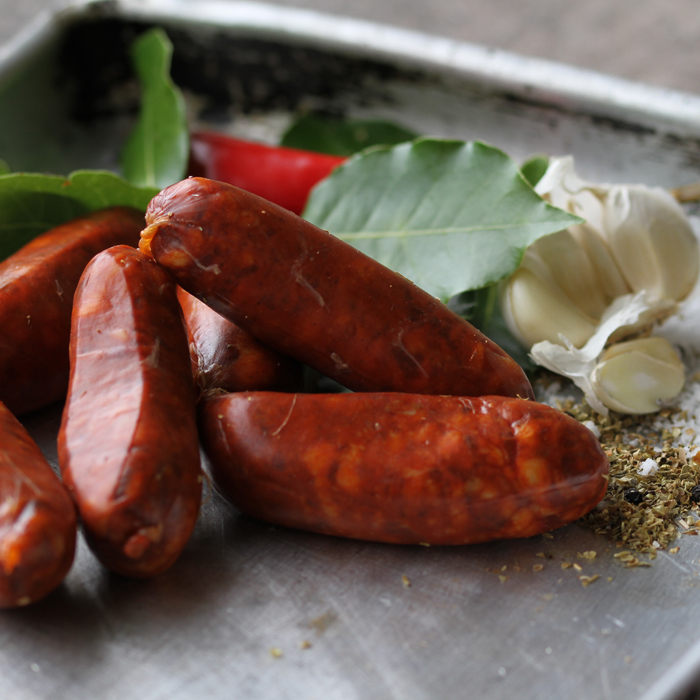 Basco Fresh Cooking Chorizo Picante 350g