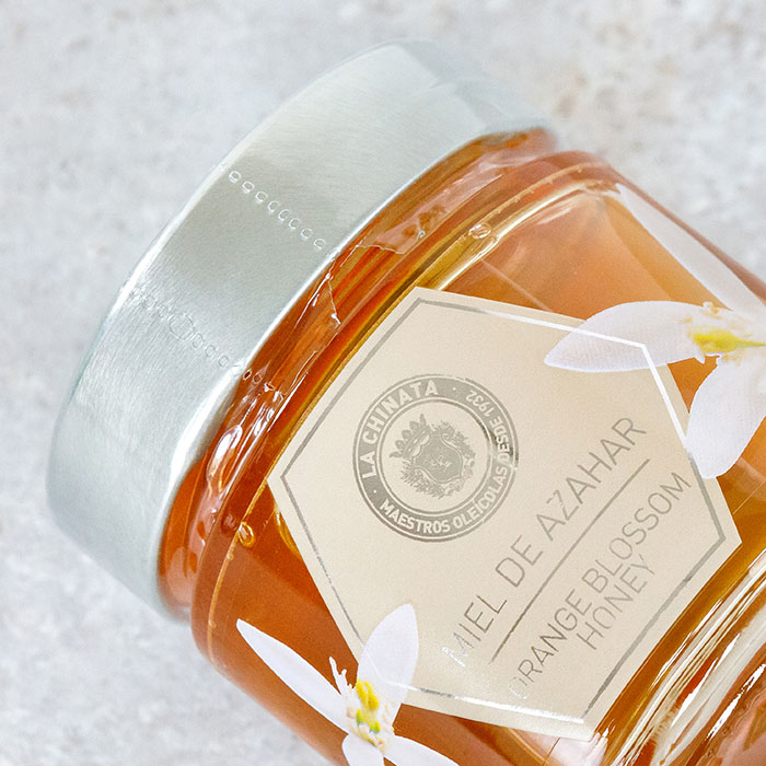 La Chinata Spanish Orange Blossom Honey