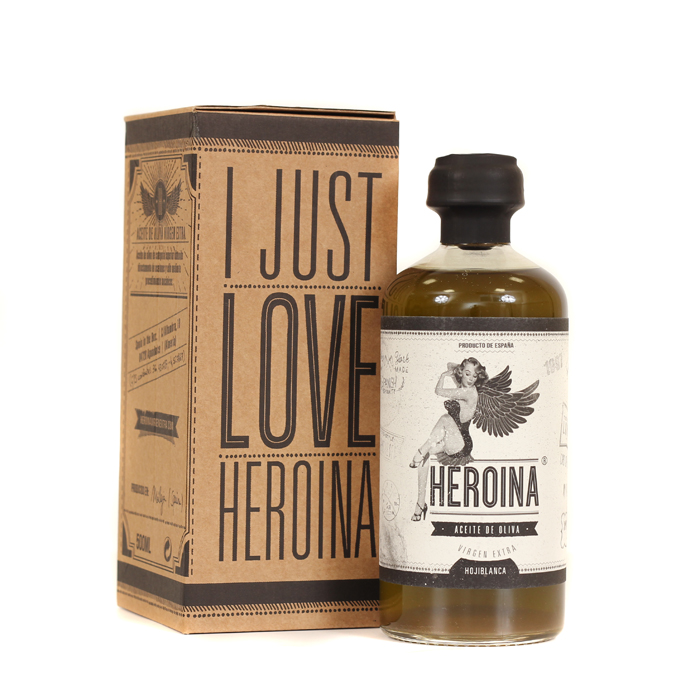 Heroina Extra Virgin Olive Oil