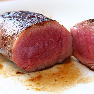 Iberico Pork Fillet 750g