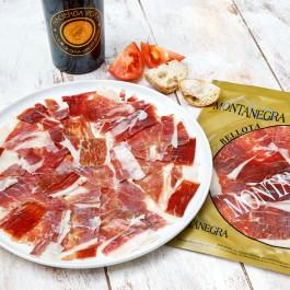 Montanegra Iberico Bellota Ham Hand Carved 100g