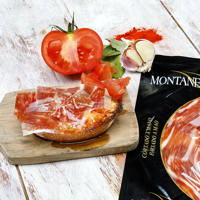 Montanegra Iberico Ham 100g