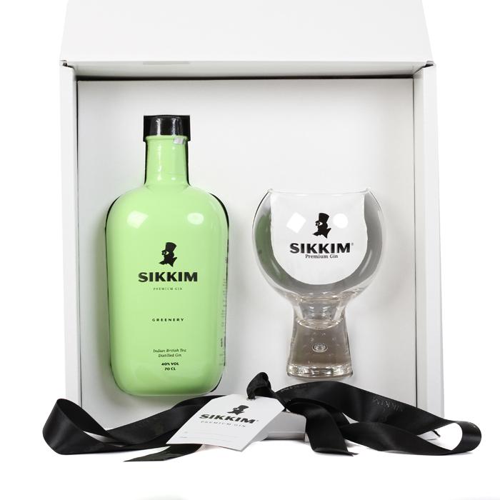 Gin Sikkim Greenery Box