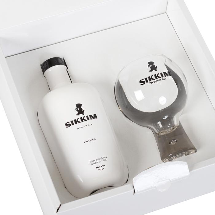 Gin Sikkim Privee Box
