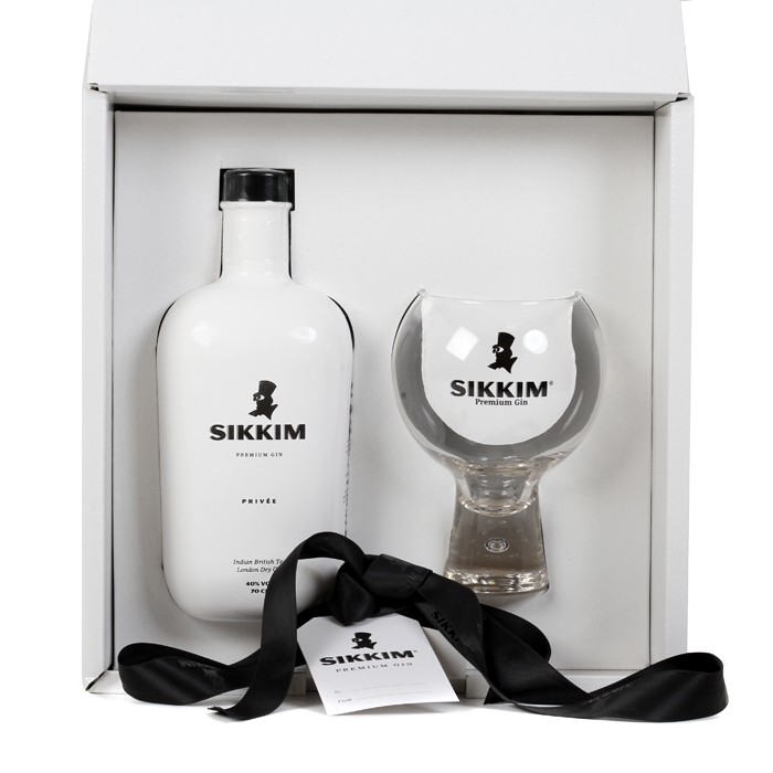 Gin Sikkim Privee Box