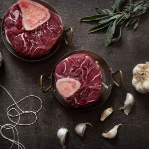 Galician Beef Ossobuco
